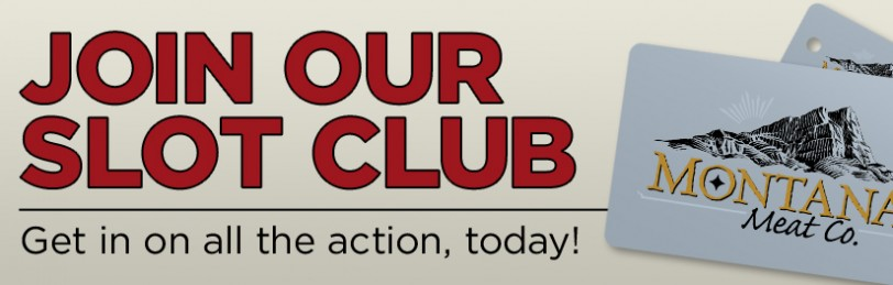 Join Our Slot Club!